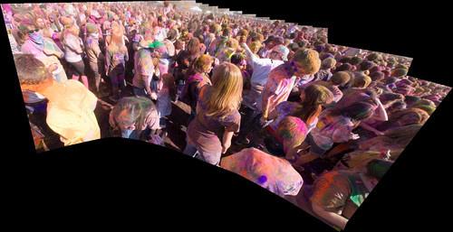 Salt Lake Color Festival 14 images 12,433x6,390
